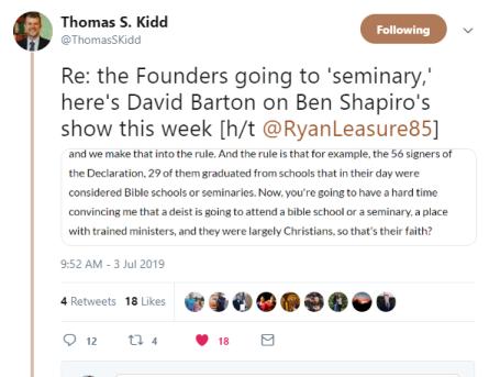 Kidd founders